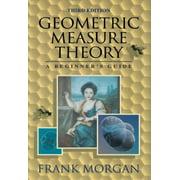 Geometric Measure Theory - eBook