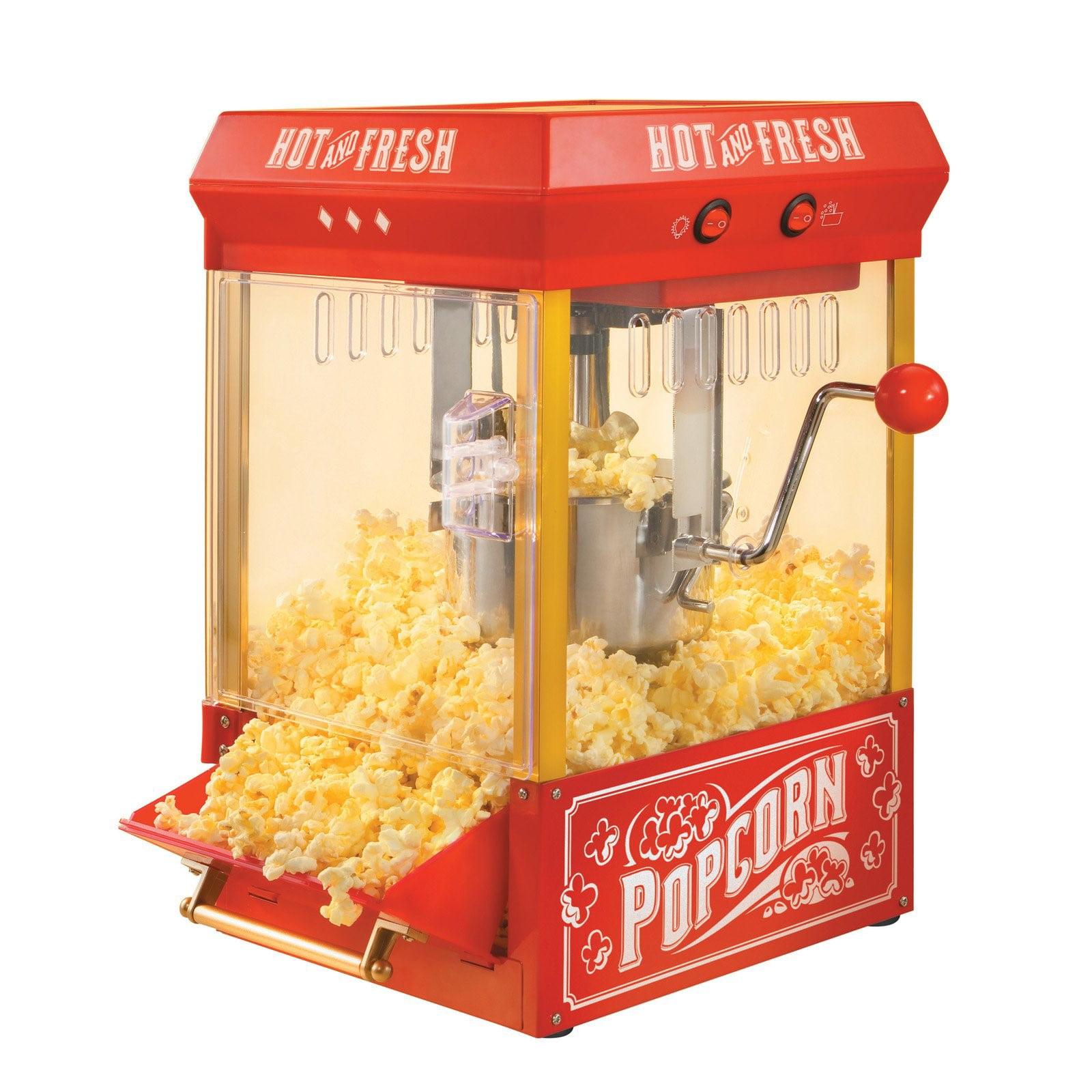 Nostalgia KPM200 Vintage Collection 2.5 oz Kettle Popcorn Popper