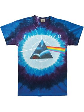 1eff0719602 Product Image Pink Floyd Men s Dark Side Galaxy Tie Dye T-shirt Multi