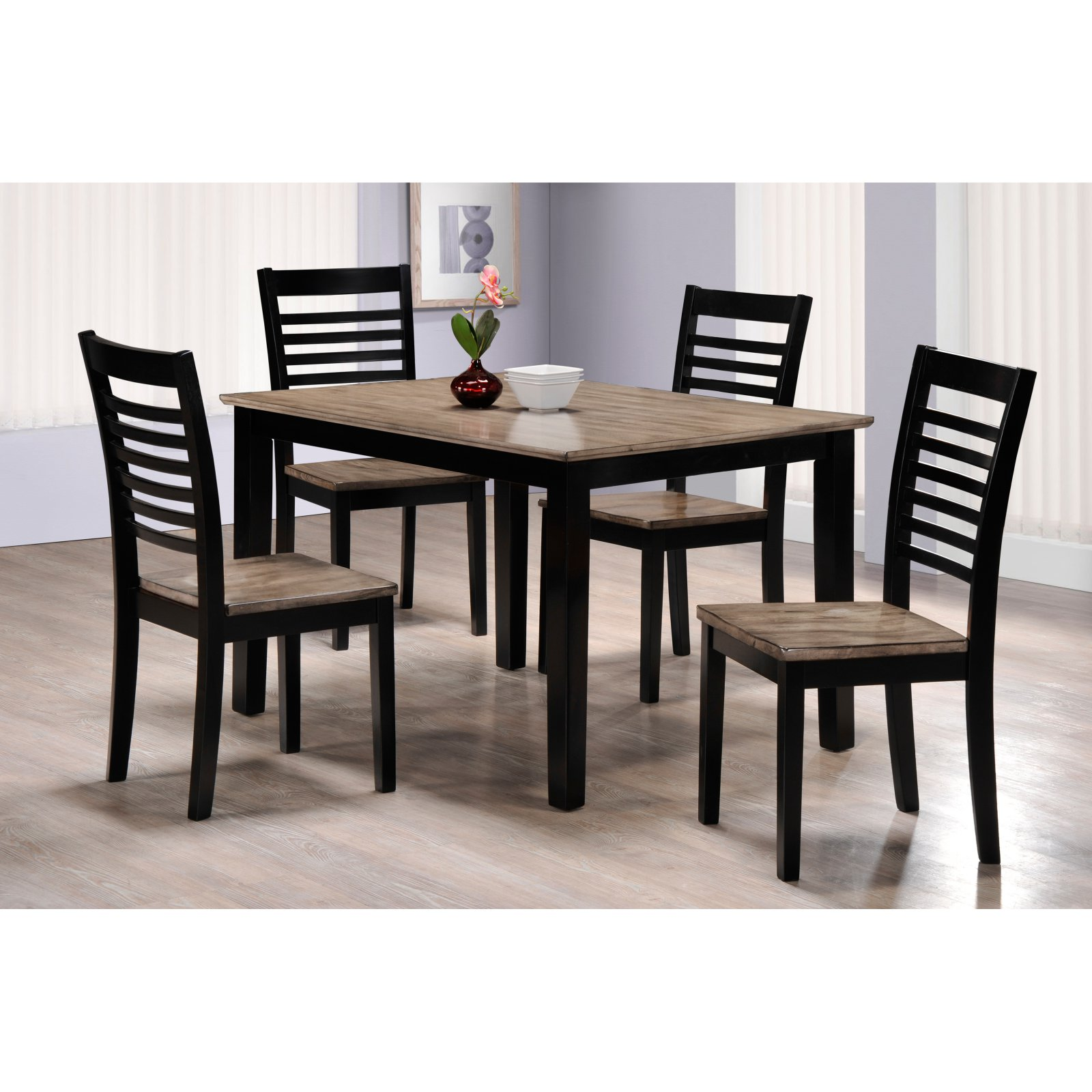 Simmons East Pointe 5 Piece Dining Set