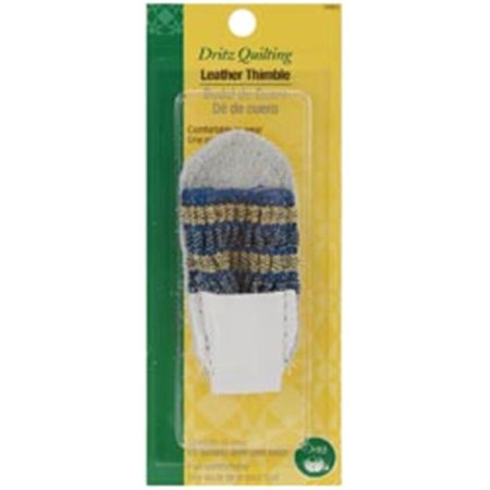 Dritz Quilting Leather Thimble-One Size Fits All - image 1 of 1