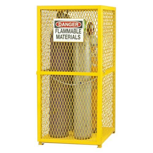 Durham Manufacturing Steel and Iron Vertical Cylinder Storage Cabinet
