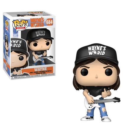 Funko POP! Movies: Wayne's World - Wayne for $<!---->
