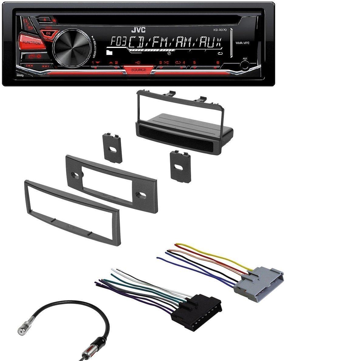 Car Radio Stereo Radio Kit Dash Installation Mounting W