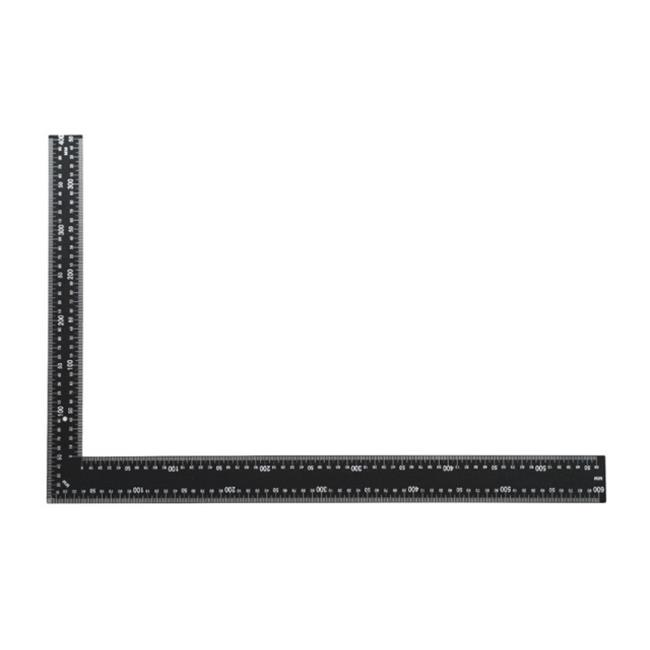 Kapro 305 24 Steel Carpenter Square With Conversion U0026 Rafter Tablesu0026#44; 24  In.