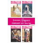 Harlequin Romance February 2017 Box Set - eBook