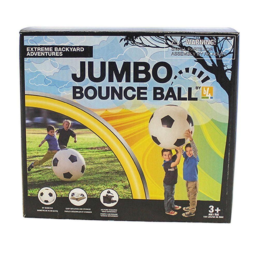 Jumbo Soccer Ball 30 inch Kids Sports by B4 Adventure (102) by B4 Adventure