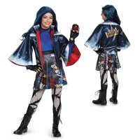 Girls Descendants Prestige Evie Costume size Large 10-12