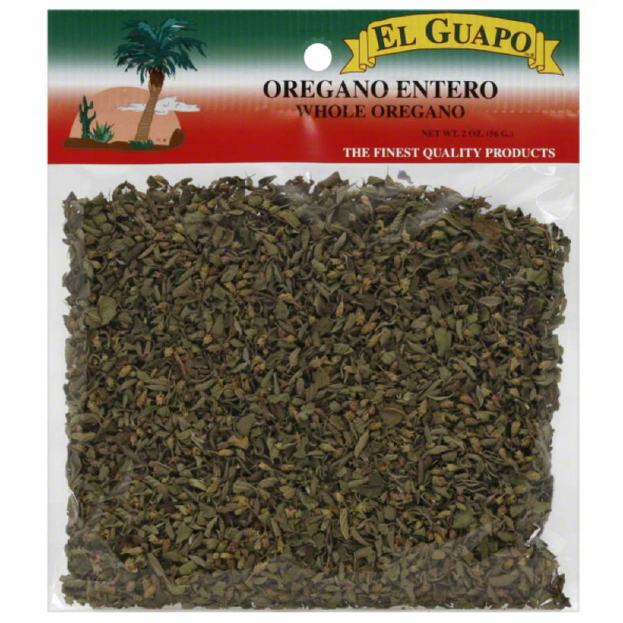 Oregano Mexican Whl, 2 Oz  (pack Of 12)