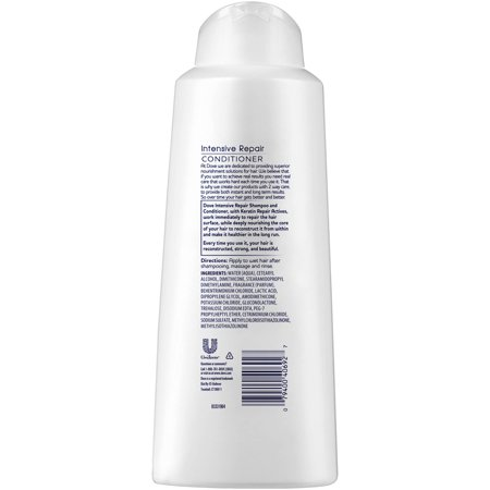 Best Dove Nutritive Solutions Conditioner Intensive Repair 20.4 oz deal