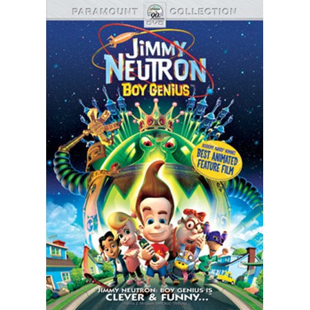 Jimmy Neutron: Boy Genius (DVD) - Jimmy Neutron Party