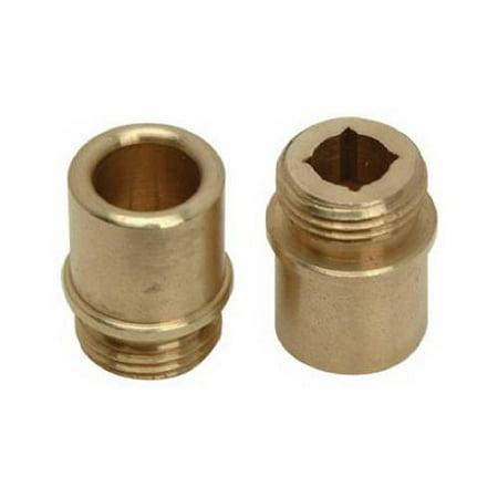 Brass Craft Service Parts SCB0902X Central Brass 10-Pack 1/2-Inch x 24 Thread Brass Bibb Seat Brass Craft Service Parts