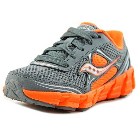 b55df7fcd43e Saucony - Saucony Kotaro Youth Round Toe Synthetic Gray Running Shoe -  Walmart.com