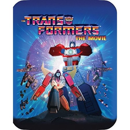 - The Transformers: The Movie (30th Anniversary Edition) (Blu-ray)