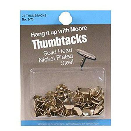 Moore - Thumb Tacks