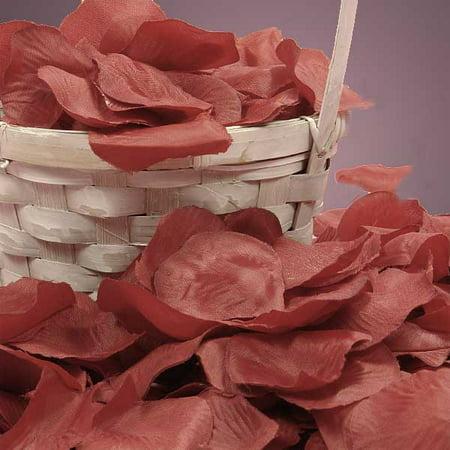Bulls Silk - Red Bulk 400 pcs Silk Flower Rose Petals