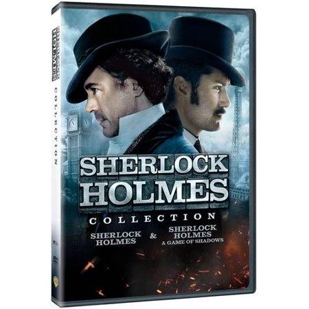Sherlock Holmes Collection  Sherlock Holmes   Sherlock Holmes  A Game Of Shadows  Widescreen