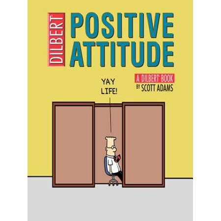 Positive Attitude: A Dilbert Collection - eBook - Dilbert Halloween Comic