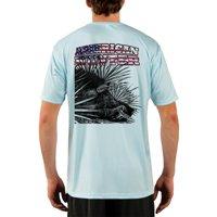 992606d6 Product Image American Hunter Men's Hog UPF 50+ Short Sleeve T-Shirt X-Large  White