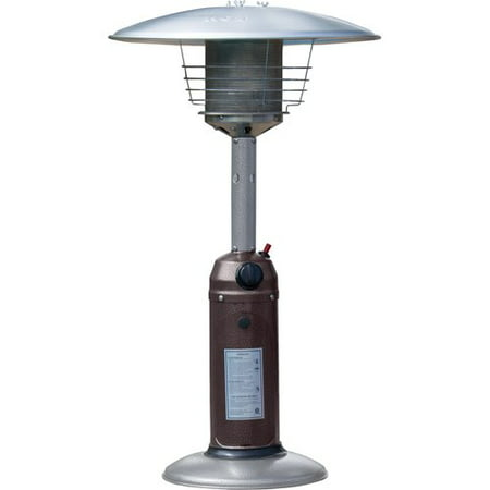 AZ Patio Heaters 11,000 BTU Propane Tabletop Patio Heater Outdoor Propane Patio Heater