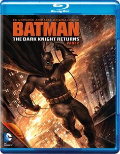 Batman: The Dark Knight Returns, Part 2 (Blu-ray) (VUDU Instawatch Included) by WARNER HOME VIDEO