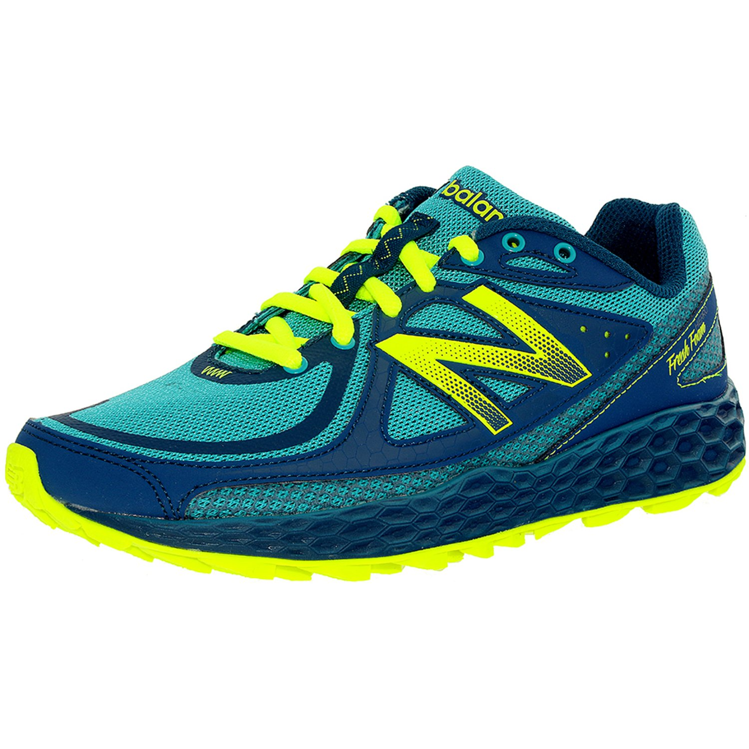 New Balance Women's Trail Running Ankle-High Synthetic Running Shoe by New Balance
