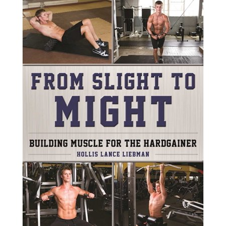 From Slight to Might : Building Muscle for the (Best Muscle Building Stack For Hardgainers)