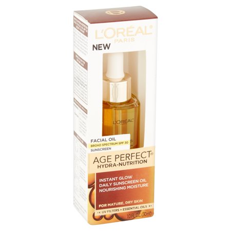 L'Oreal Paris Age Perfect Hydra-Nutrition SPF 30 Facial Oil