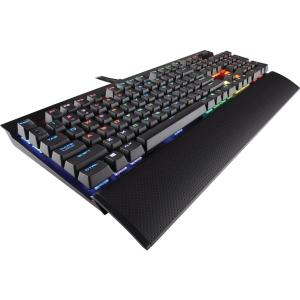 Corsair K70 LUX RGB Mechanical Gaming Keyboard Cherry MX RGB Brown Cable Connectivity USB 2.0 Interface 104... by CORSAIR VALUE SELECT