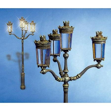 Plus Model 1 35 City Lamp Resin   Pe Diorama Accessory  210