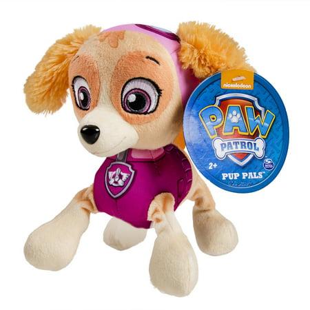 Paw Patrol Plush Pup Pals, Skye](Paws Gru)