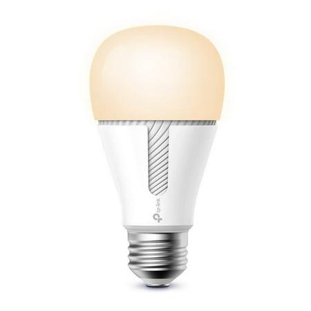 TP-Link Kasa KL110 A19 Smart Light Bulb, 60W LED Dimmable White, 1-Pack