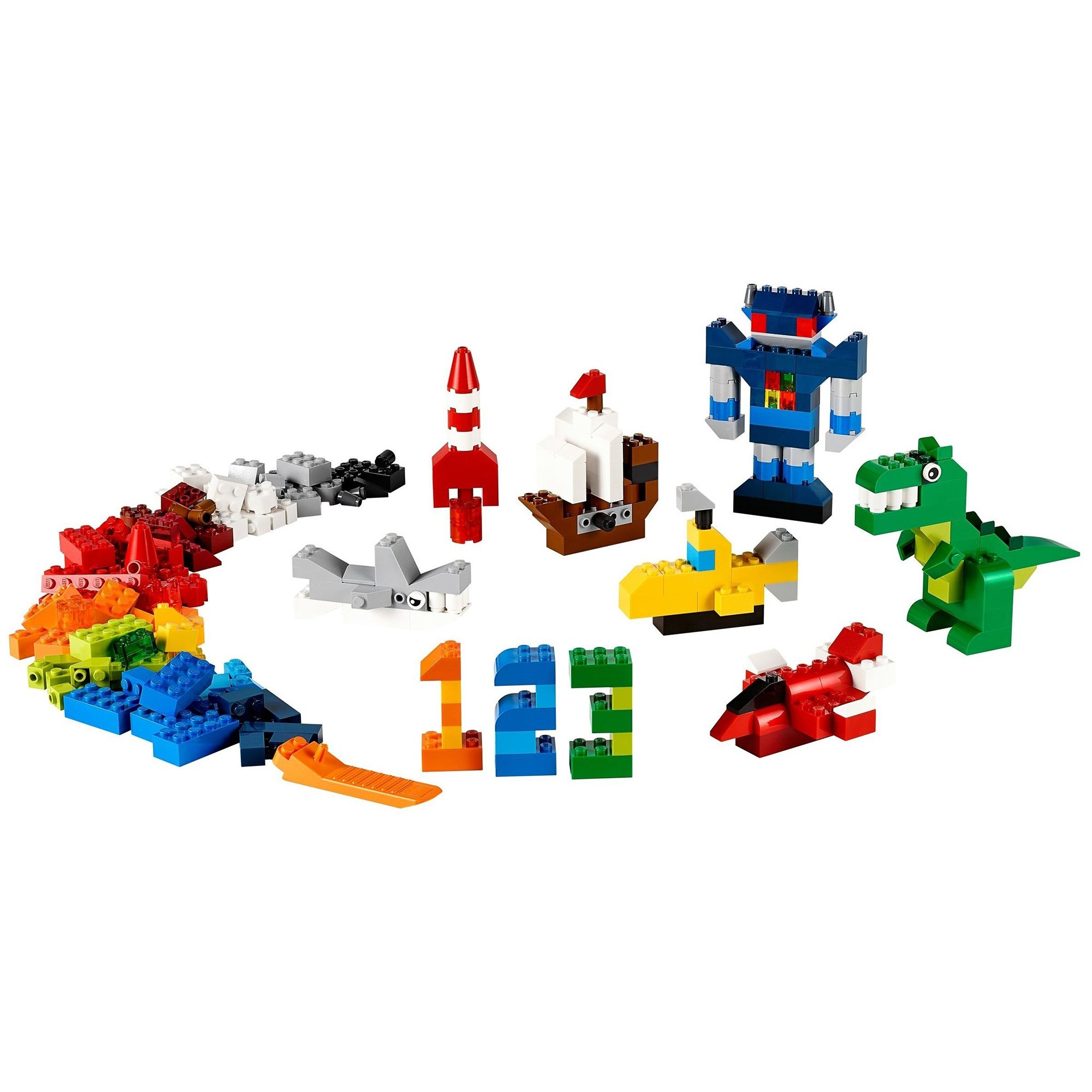 LEGO Classic Creative Supplement for All Builders with 303 Pieces | 10693