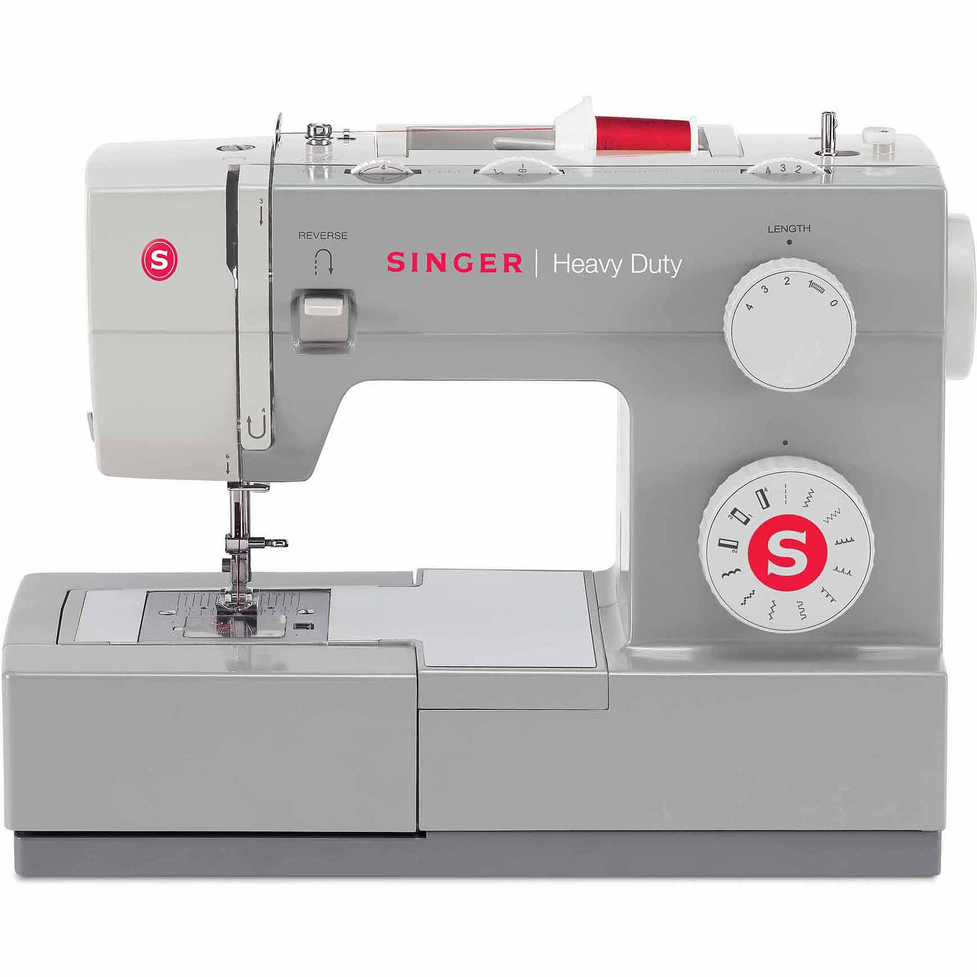 Singer 4411 Heavy Duty Sewing Machine - High Speed  1,100 stitches per minute