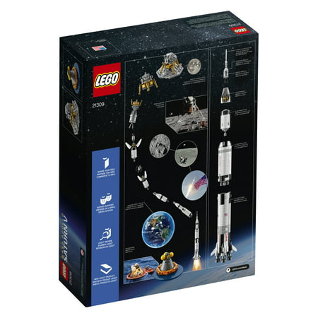 LEGO Ideas LEGO® NASA Apollo Saturn V 21309