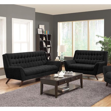 Infini furnishings kaden 2 piece living room set for 7 piece living room set with tv
