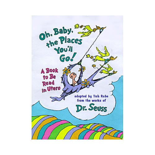 Oh Baby, the Places You'll Go!: A Book to Be Read in Utero