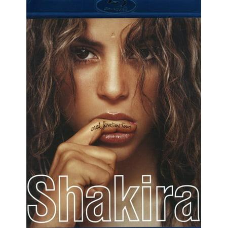 Shakira Oral Fixation Tour  Blu Ray