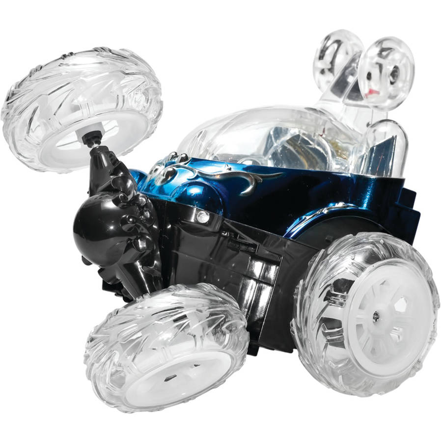 Cobra RC Toys 908923 RC Luna Stunt Car without Built-In Power