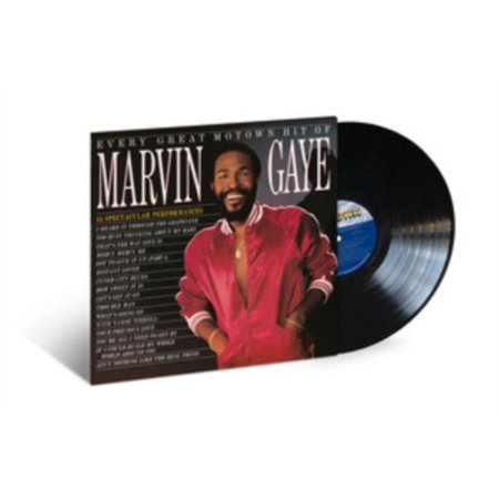 Marvin Gaye - Every Great Motown Hit Of Marvin Gaye: 15 Spectacular Performances - Vinyl