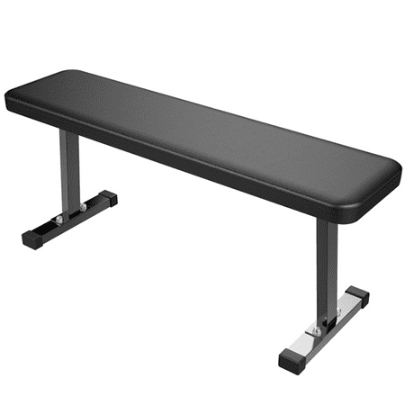 Topeakmart Utility Flat Weight Bench Strength Training