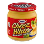 Kraft Cheez Whiz Original Cheese Dip, 15.0 OZ