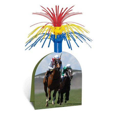 The Party Aisle Horse Racing Centerpiece (Set of 4)