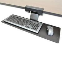 Ergotron Inc 97582009 Neo-Flex Underdesk Keyboard Arm, 27w x 9d, Black