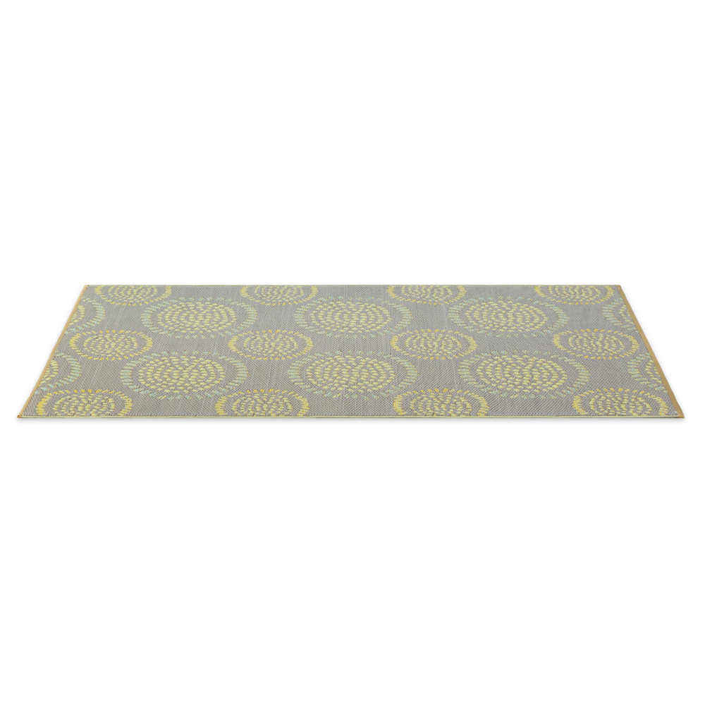 eLuxurySupply Reversible Indoor OutDoormat | Fade-Resistant UV Protectors | Weather-Proof by ExceptionalSheets