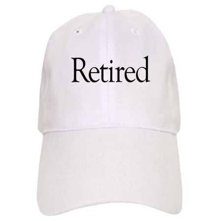 CafePress - Retired - Printed Adjustable Baseball Cap