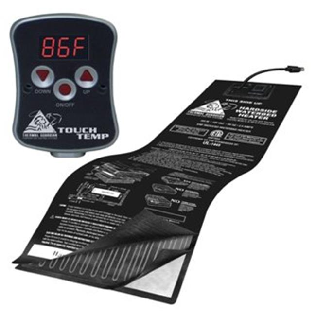 Innomax 3-1048-TLW Thermal Guardian Touch Temp Solid State Waterbed Heater, Low Watt