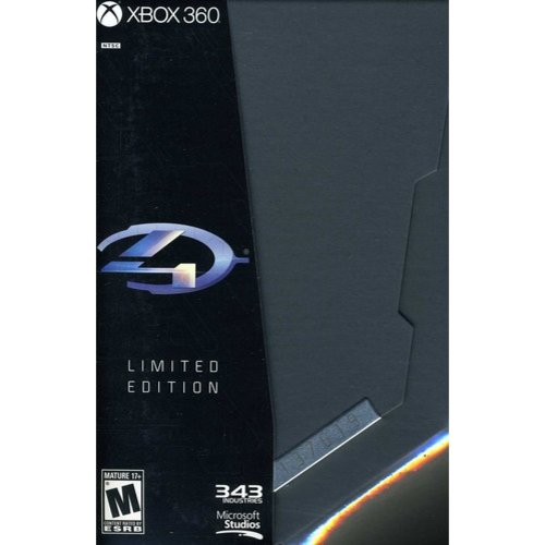 Halo 4 Limited Collector's Edition