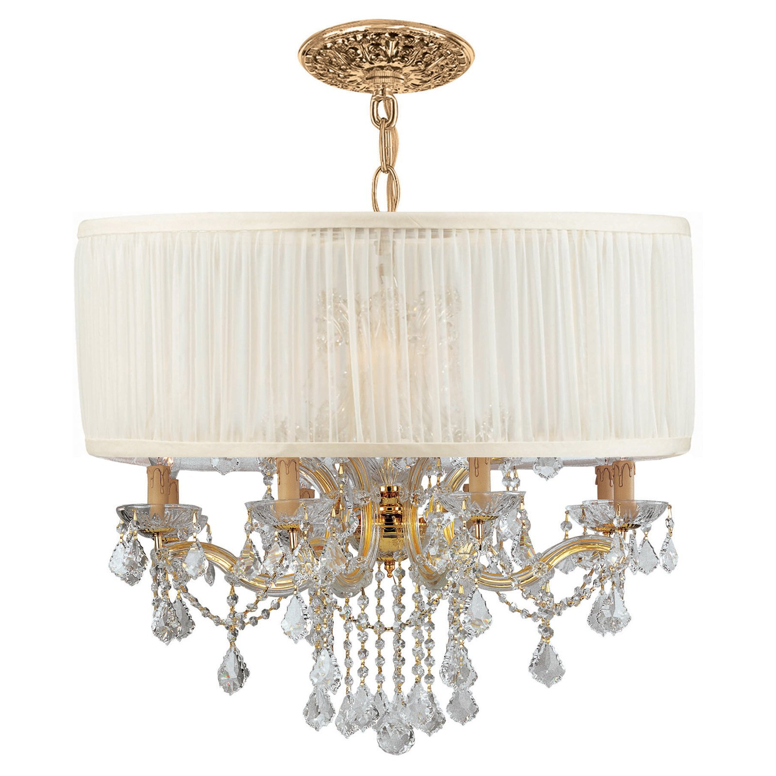 Crystorama Brentwood 4489 Chandelier