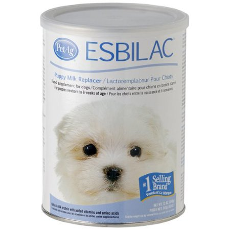 Esbilac, For puppies newborn to 6 weeks of age, by Pet
